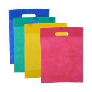 Non Woven D Cut Bags Virgin quality