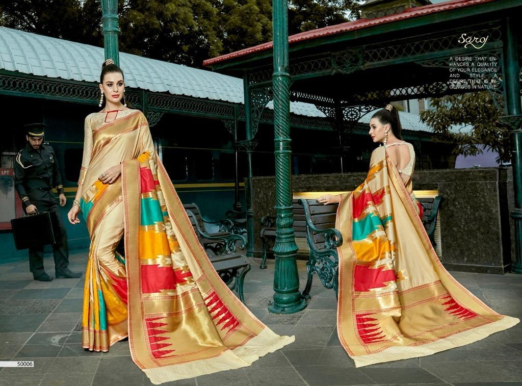 Latest Pure Banarasi Silk Sarees