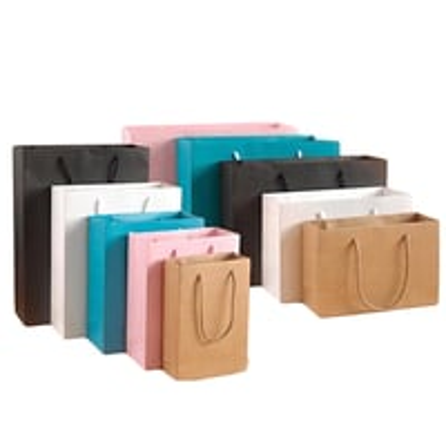 Plain Carry Paper Bag