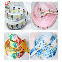 Cartoon Print Ribbon