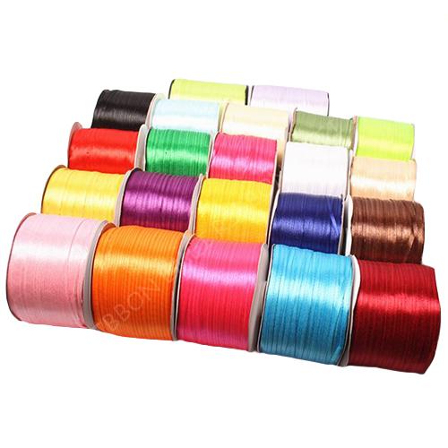 Gift Wrapping Satin Ribbon