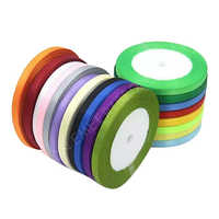 Colorful Satin Ribbon