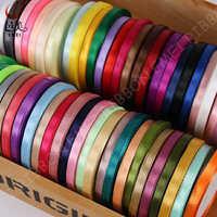 Colored Satin Ribbon