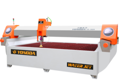 yongda water jet cutting machine