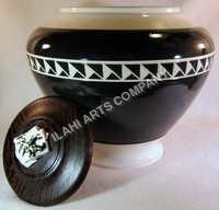 Black Odyssey Urn