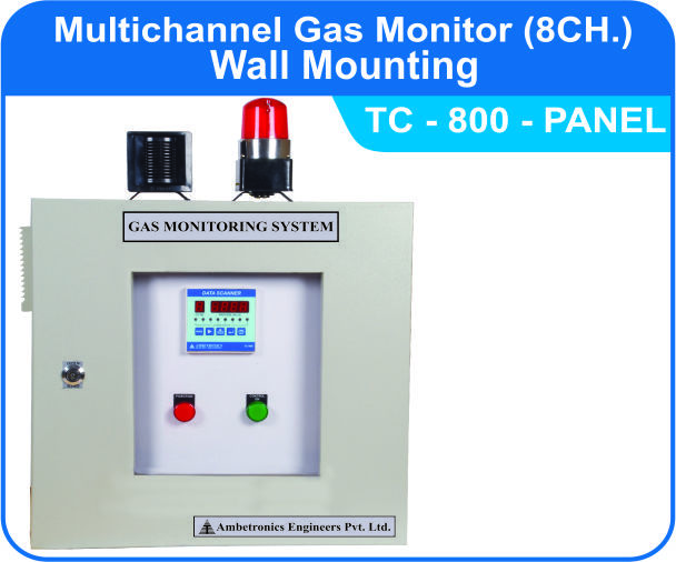 Multichannel Gas Monitor