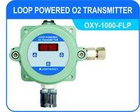 Loop Powered O2 Transmitter