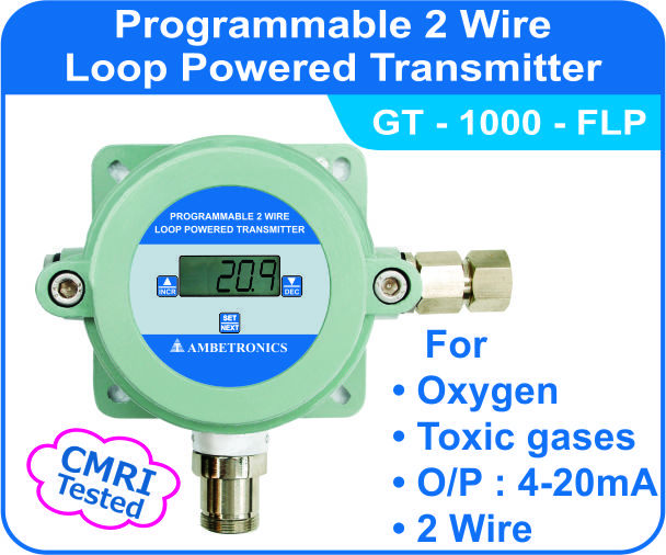 Carbon Monoxide Gas Transmitter