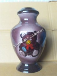 Teddy Bear Child Urn
