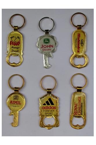 Designer Bottle Opener Keyrings