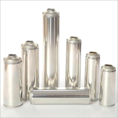 Aerosols Tin Cans