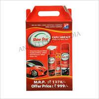 Box Car Care Kit