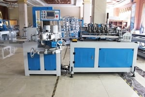 Paper Straw Making Machine