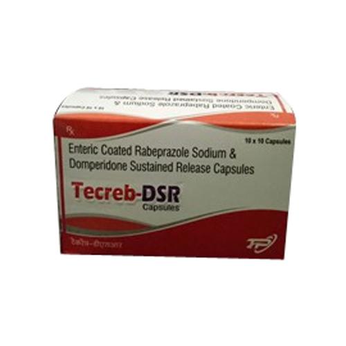 Enteric Coated Rabeprazole Sodium Capsules