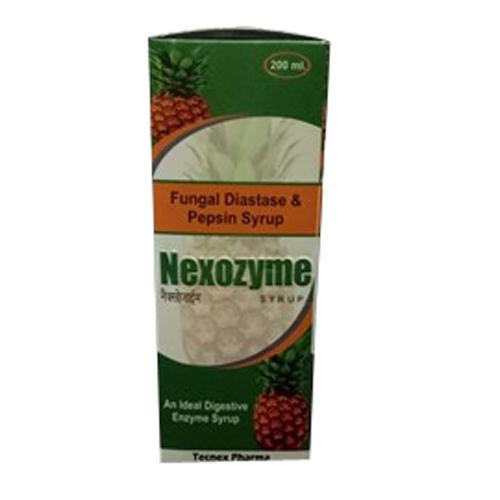 Fungal Diastase Syrup