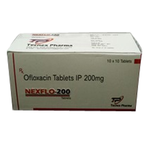 Ofloxacin IP Tablets