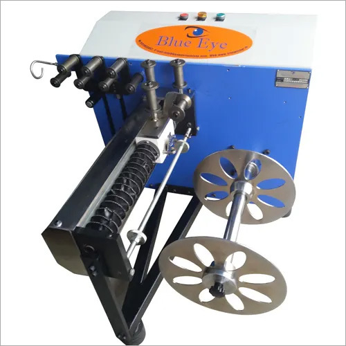 High Speed Trim Winder Machine