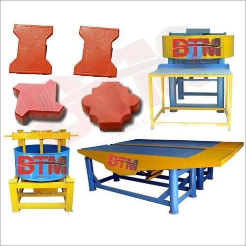 Designer Tiles Making Machine