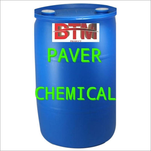 Industrial Paver Chemical