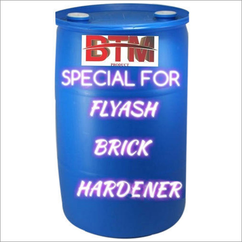 Fly Ash Brick Hardener