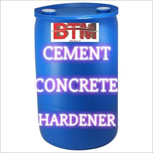 Cement Concrete Hardener