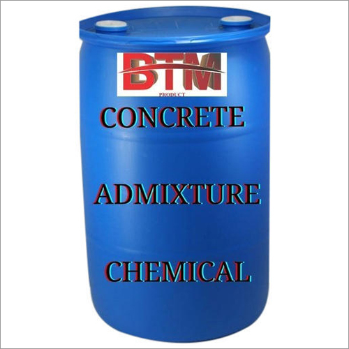 Concrete Admixture Chemical