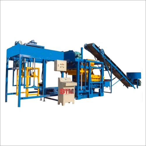 Automatic Paver Block Making Machine