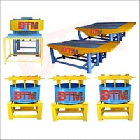 Interlock Tiles Making Machine