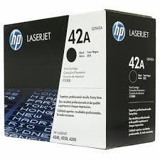 HP Q5942A  TONER  CARTRIDGE BLACK