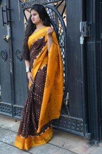 New cotton sarees