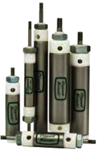 Clippard Stainless Steel Cylinders