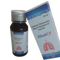 Paracetamol Chlorpheniramine Maleate Phenylephrine HCI Suspension