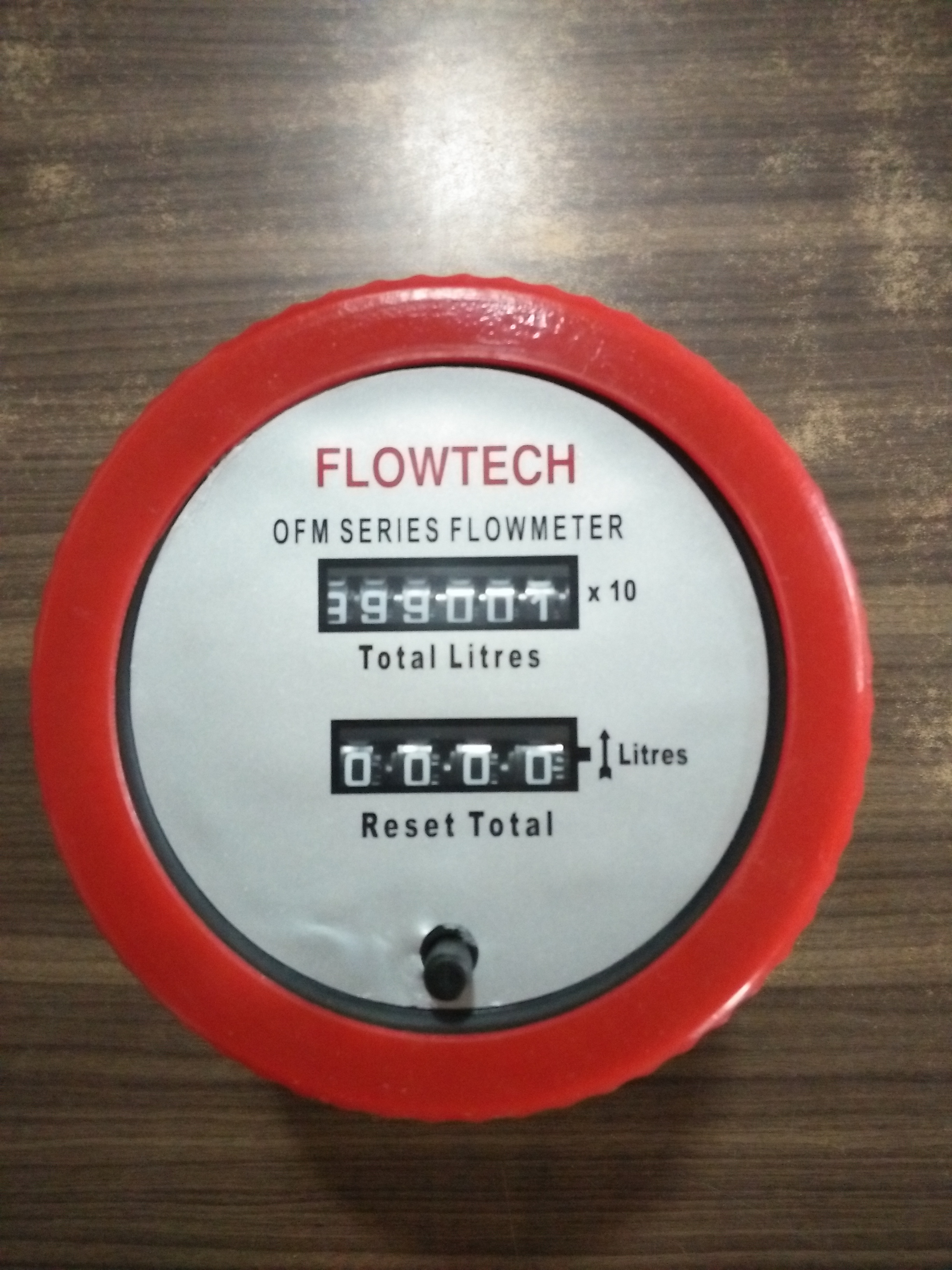 Digital Diesel Flow Meter