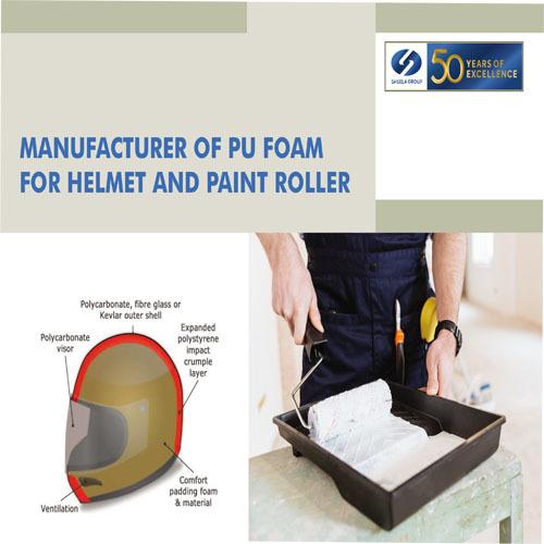 Paint Brush Foam Application: Home Textile