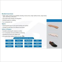 Shoes Sole N Cushioning Foam