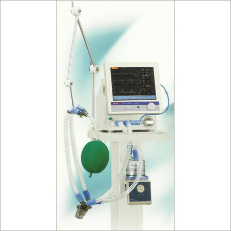 Critical Care Ventilator
