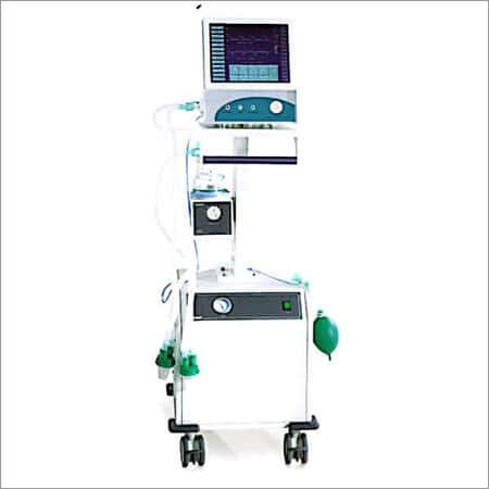 Pediatic Ventilator