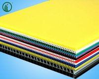 Polypropylene Corrugated Sheet