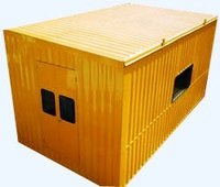 Prefabricated Portable Storage Cabin