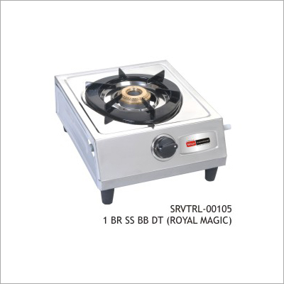 Vintage One burner 105 SS BB DT Royal Magic