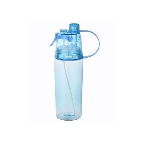 Drinking Spray Water Bottle