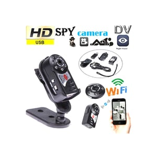 Hidden Spy Camera Video Recorder