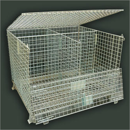 Cage Container