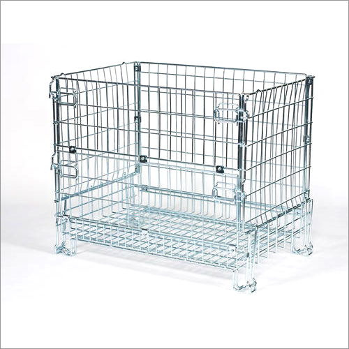 Metal Cage Container