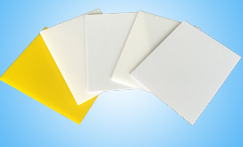 Flame Retardant Corrugated Plastic Sheets