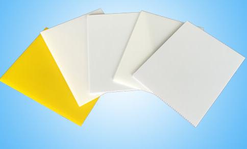 Flame Retardant Corrugated Plastic Sheets