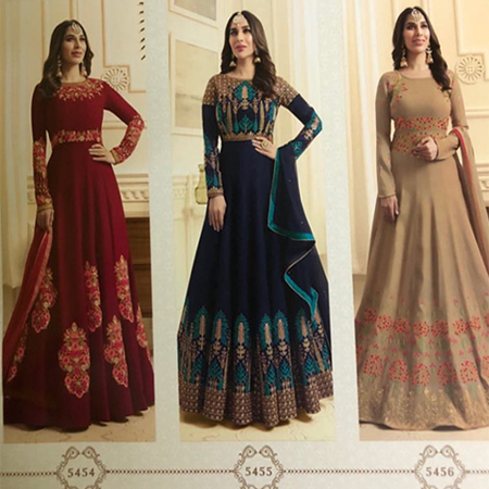 Ladies Anarkali Drress
