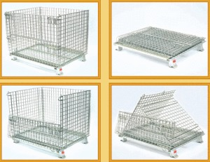 Metal Foldable Pallet