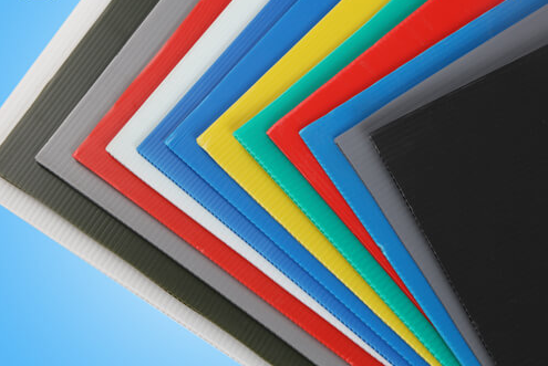 Antistatic Corrugated Plastic Sheets