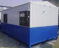 Portable Worker Room